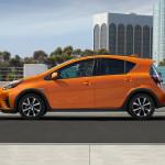 2018 Yeni Toyota Prius c Donanımları