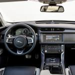Yeni Jaguar XF Sportbrake İçi