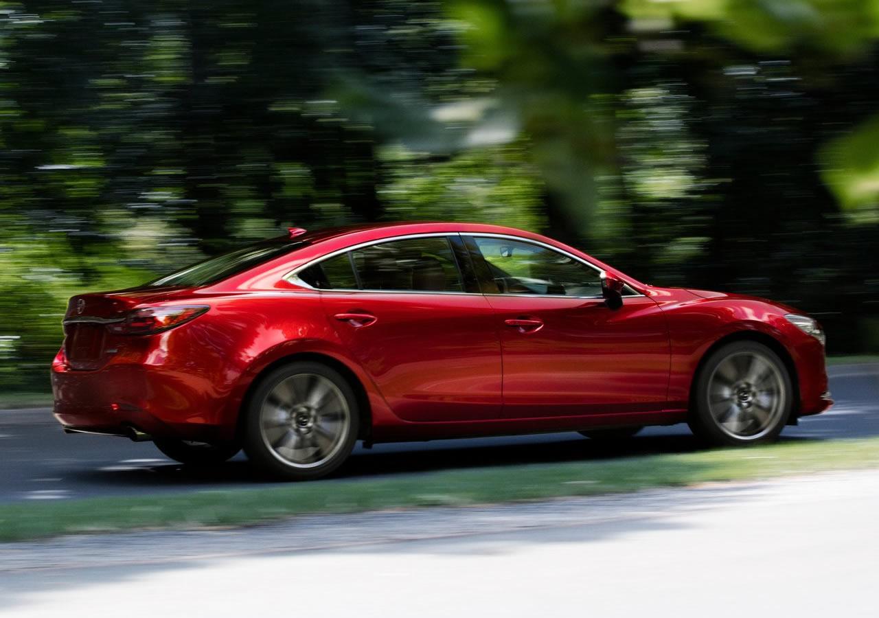 2018 Yeni Mazda 6