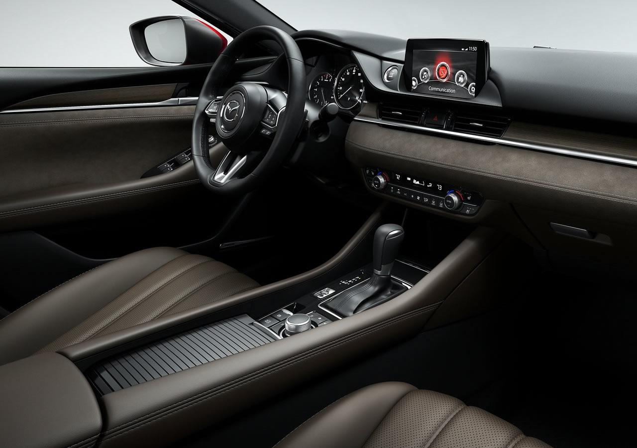 Yeni Mazda 6 2018
