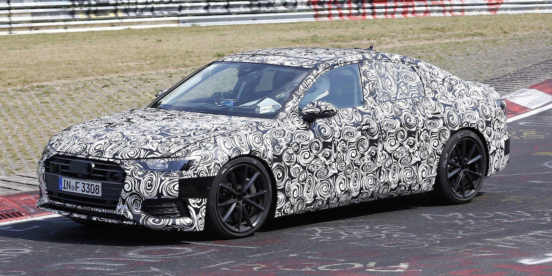 2018 Yeni Audi S6