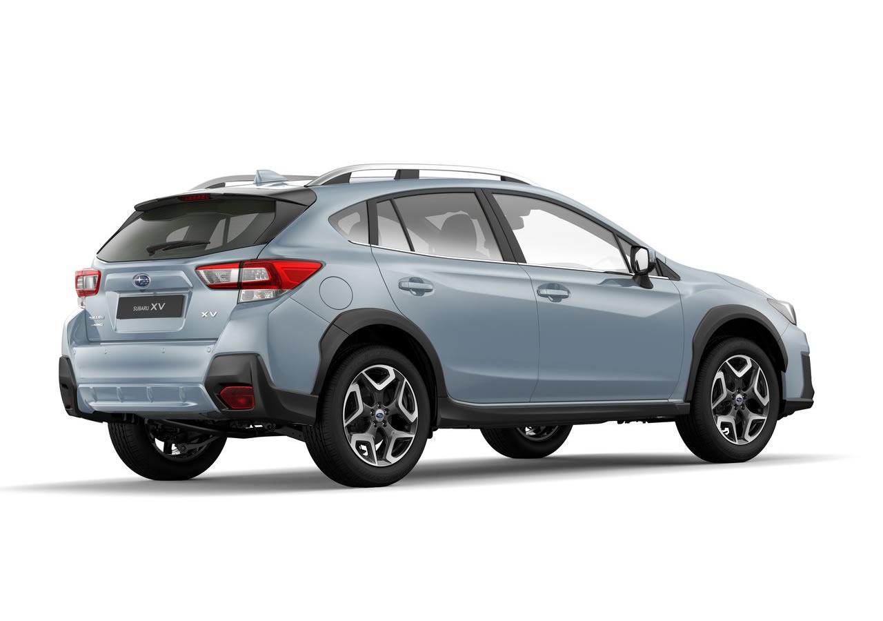 2018 Yeni Kasa Subaru XV Türkiye