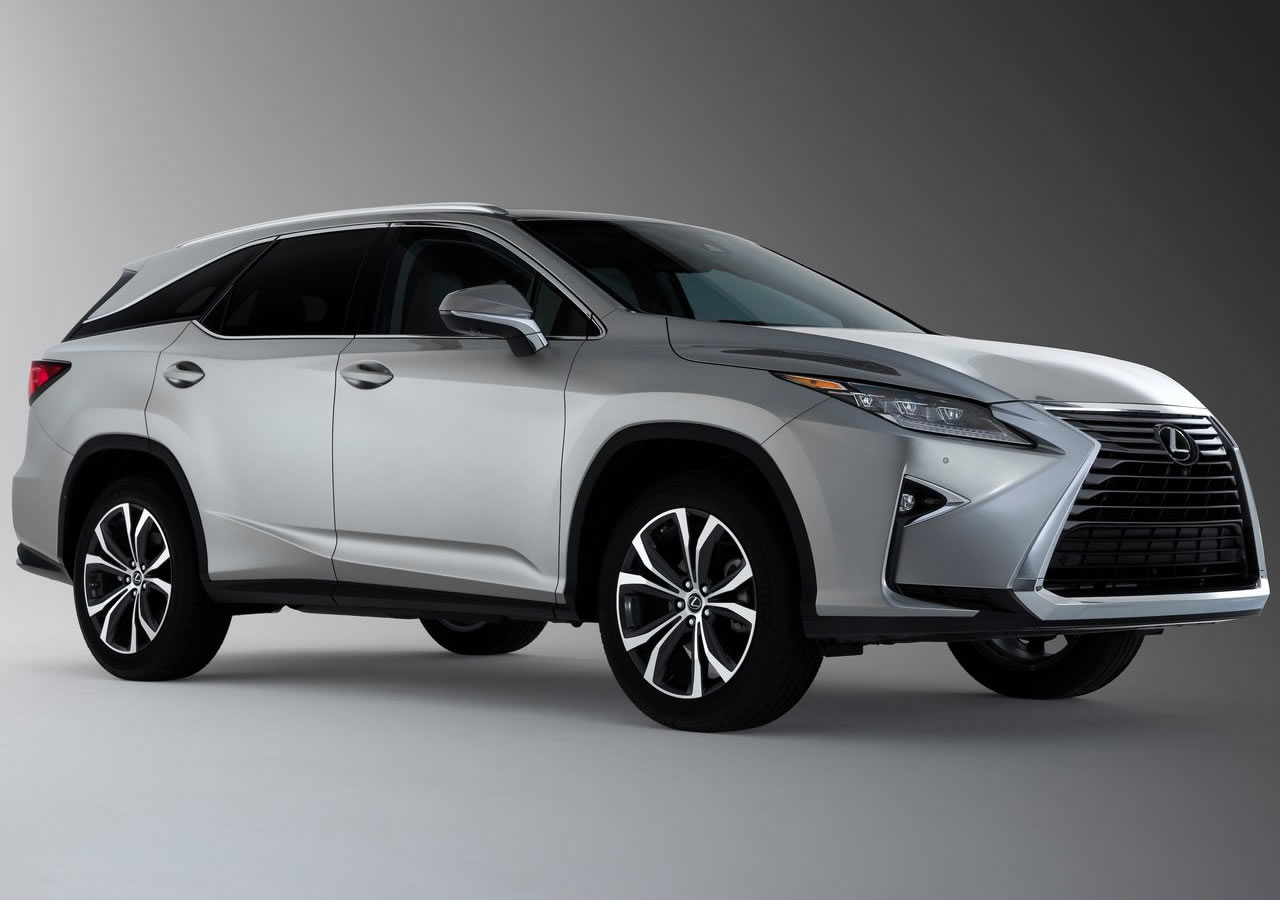 2018 Yeni Lexus RX L