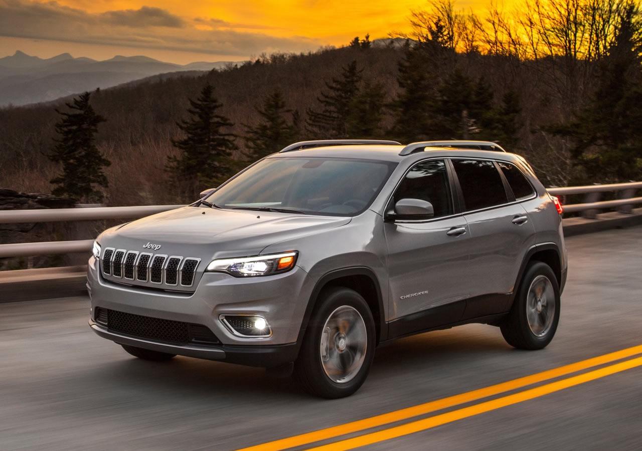 2019 Yeni Jeep Cherokee Fotoğrafları