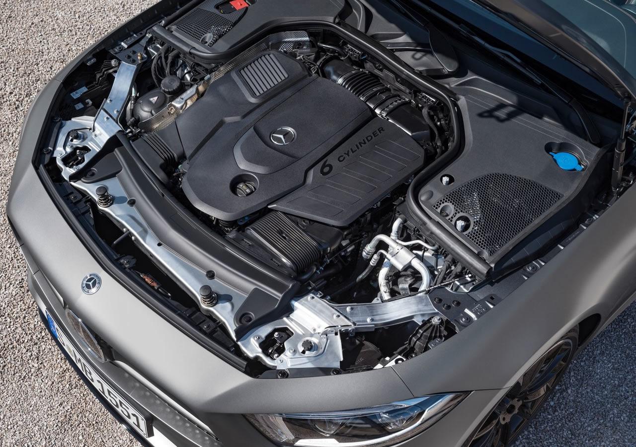 2019 Yeni Kasa Mercedes-Benz CLS Motoru
