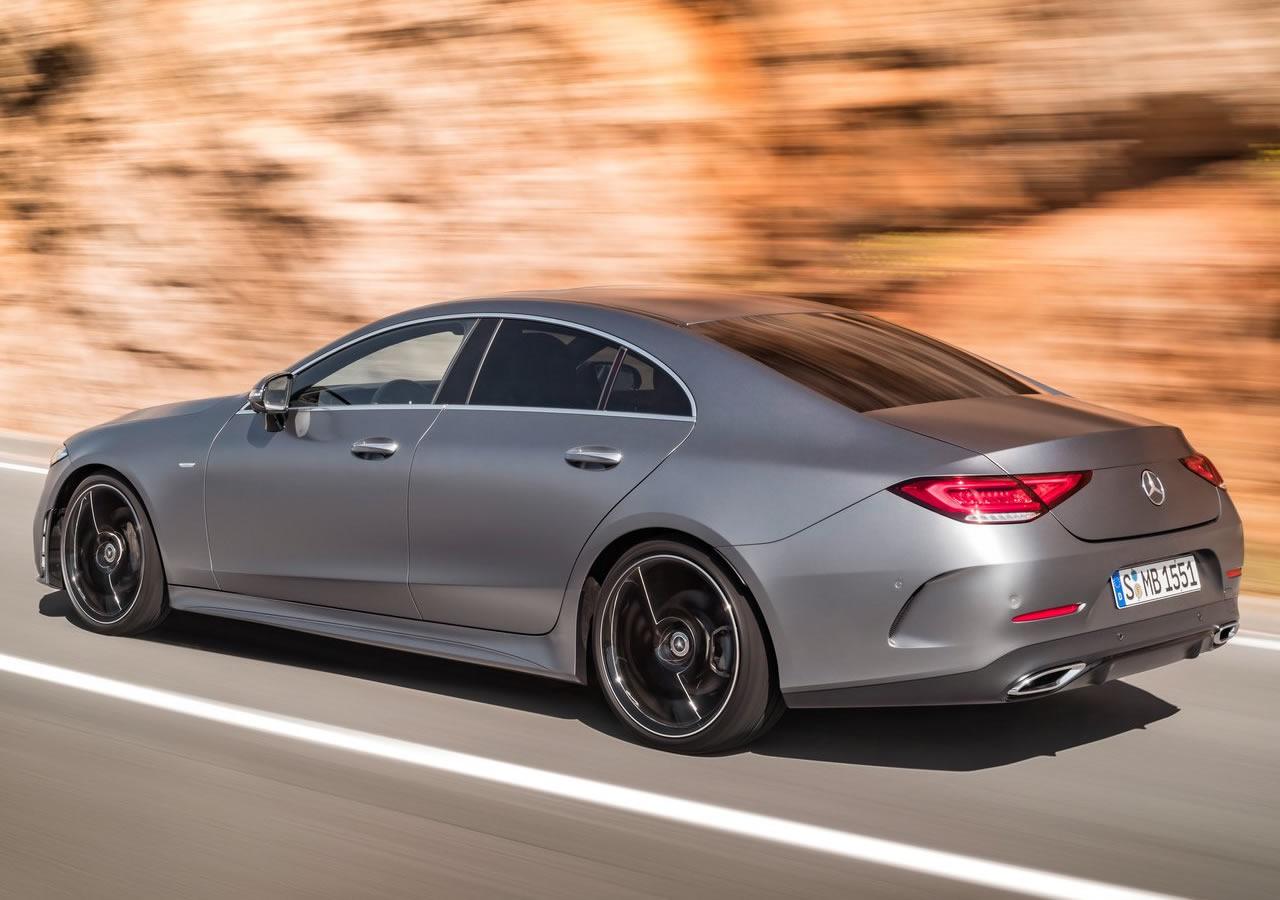 2019 Yeni Kasa Mercedes-Benz CLS Donanımları