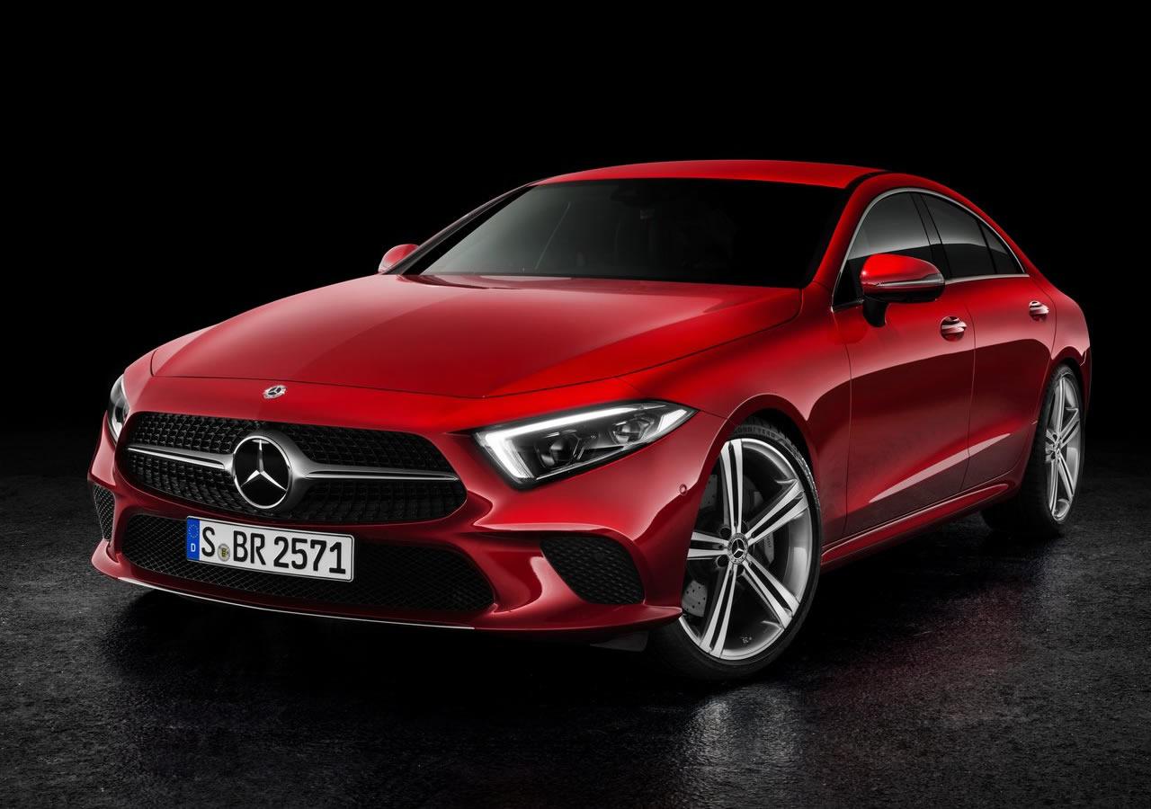 2019 Yeni Kasa Mercedes-Benz CLS Fotoğrafları
