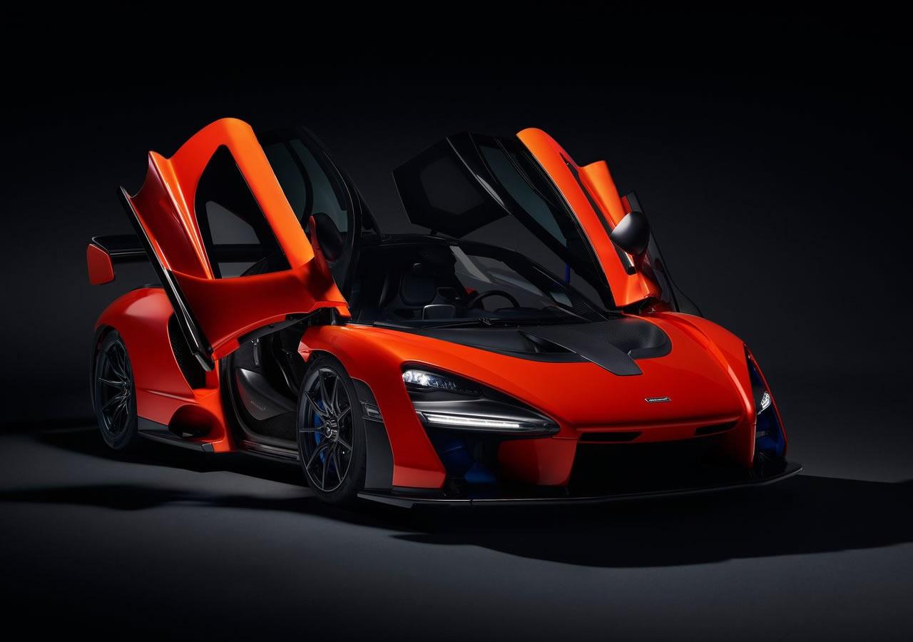 2019 Yeni McLaren Senna