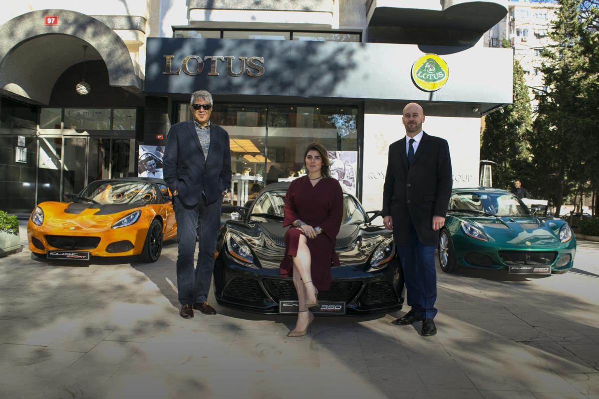 Lotus Cars Türkiye Fiyatı