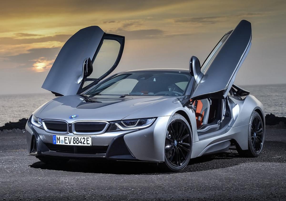 Makyajlı 2019 Yeni BMW İ8 Coupe Özellikleri