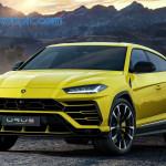 2019 Yeni Lamborghini Urus