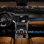 Lamborghini Urus İçi