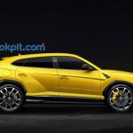 2019 Yeni Lamborghini Urus Özellikleri