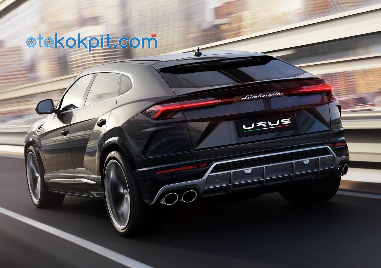 Lamborghini Urus Yakıt Tüketimi