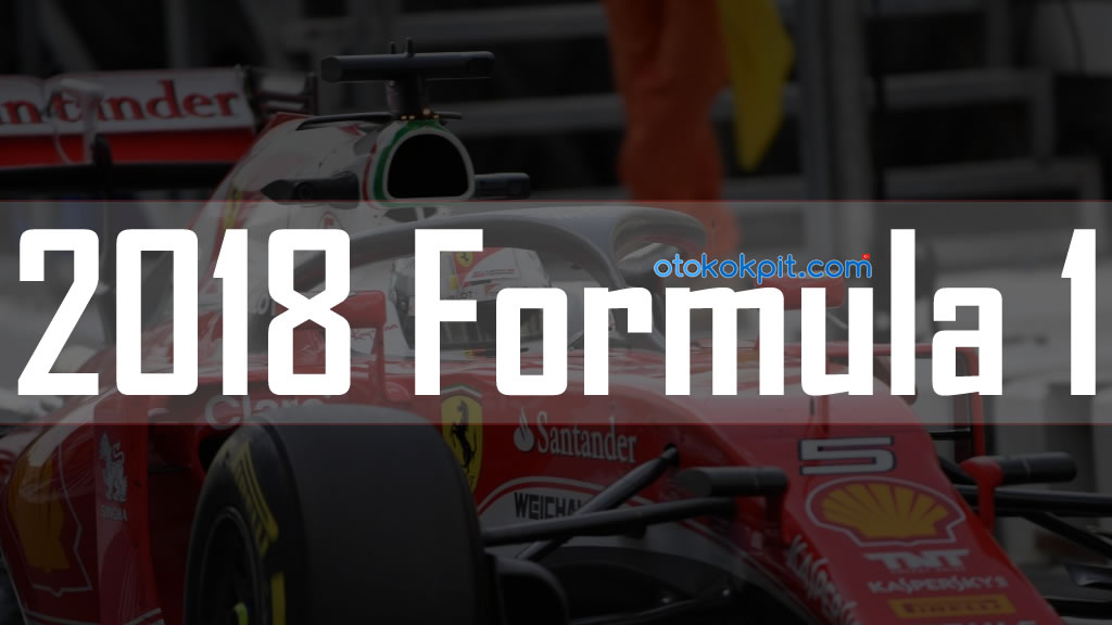 2018 Formula 1 Takvimi