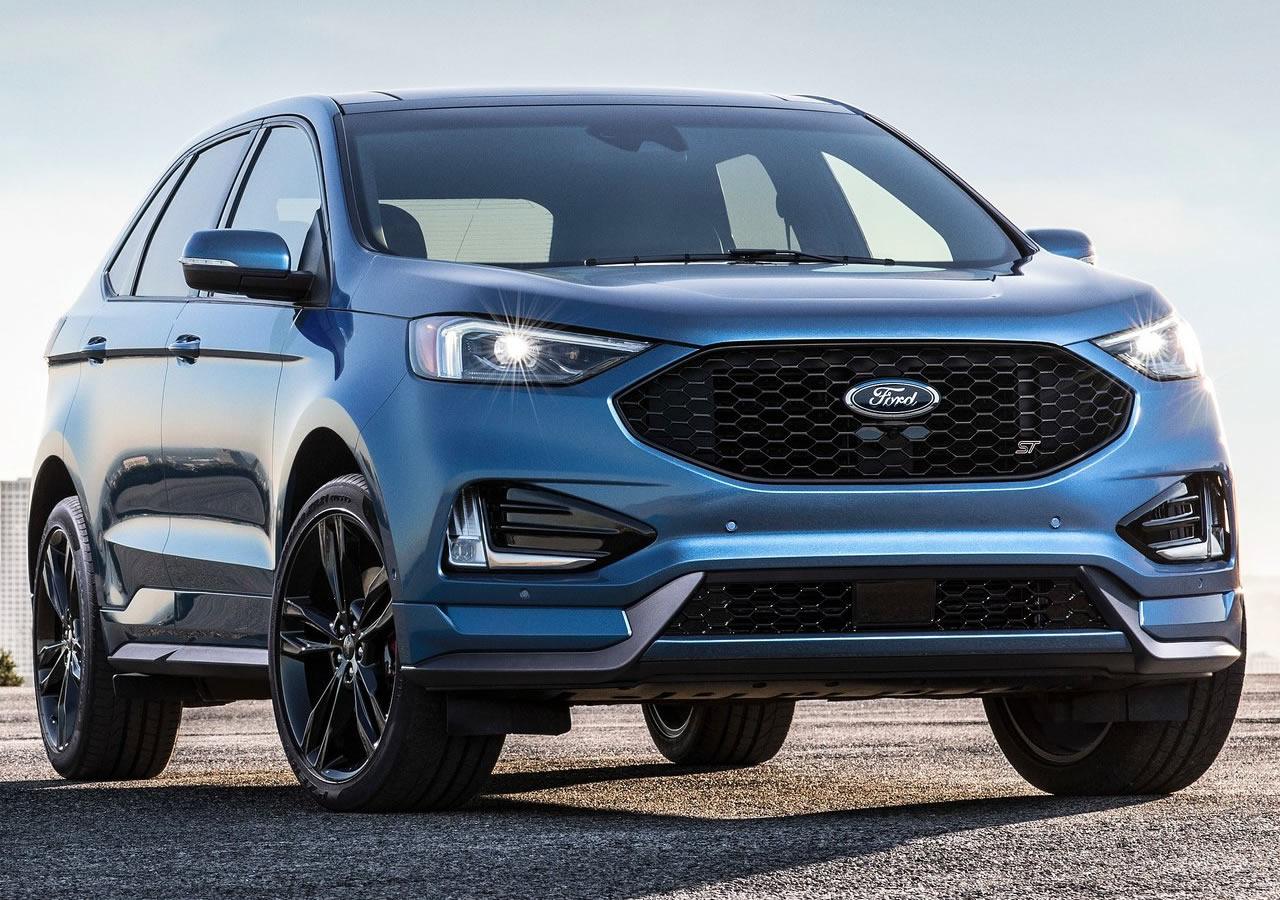 2019 Yeni Ford Edge ST Özellikleri - Oto Kokpit