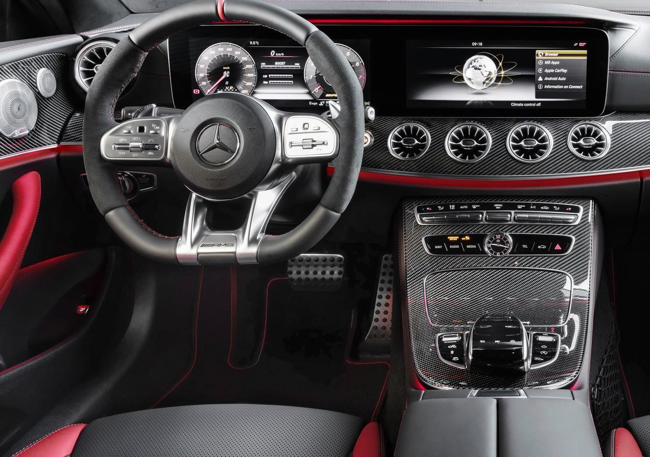 2019 Yeni Mercedes Benz E53 Amg Coupe T 252 Rkiye