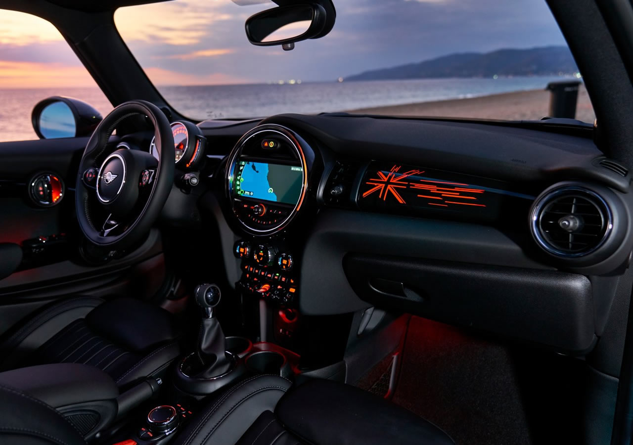 2019 Yeni Mini Cooper S Kokpiti