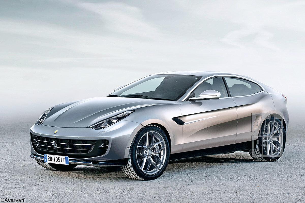 Ferrari SUV Ne Zaman Çıkacak?