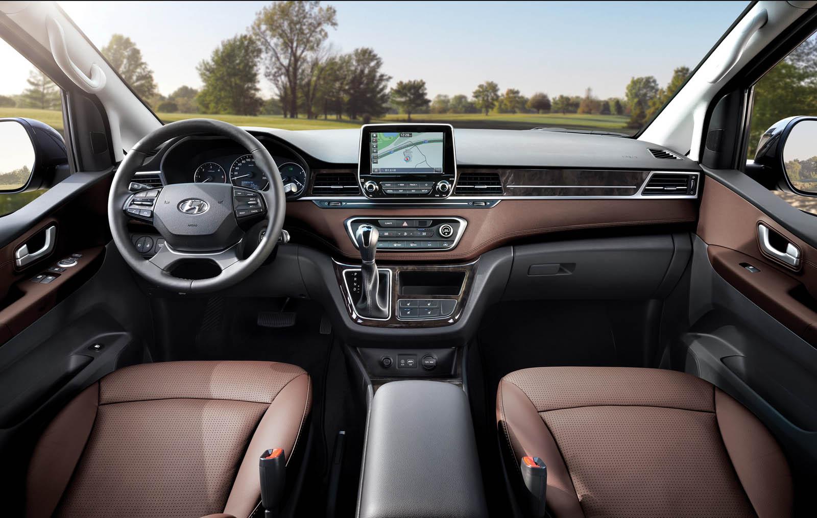 Makyajlı 2018 Hyundai Grand Starex Özellikleri