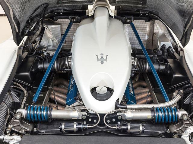 Maserati MC12 Motoru