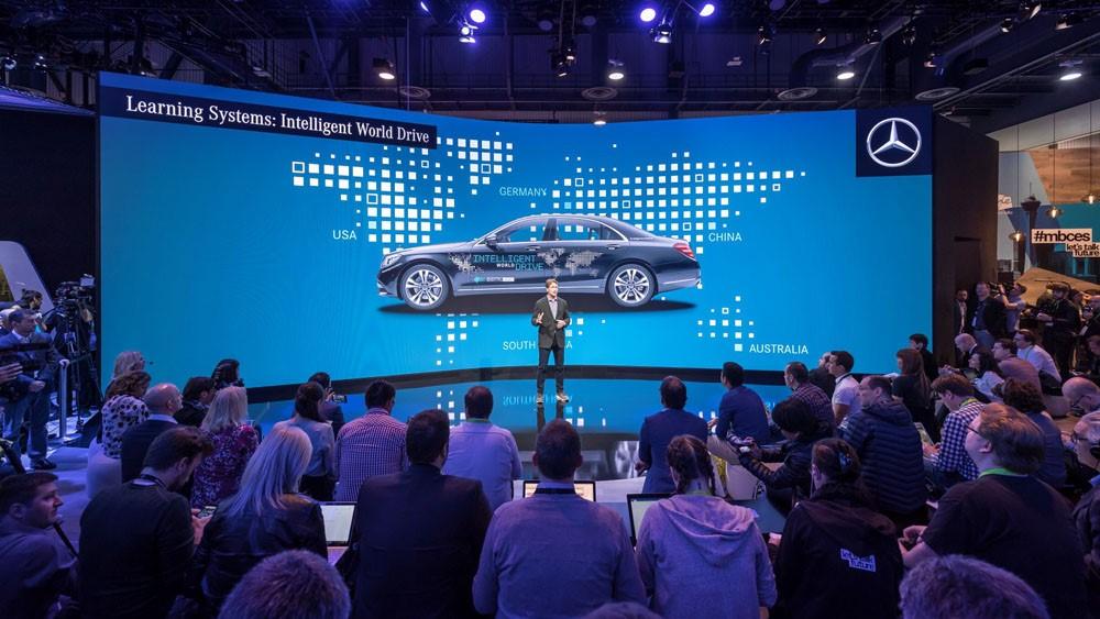 Mercedes 2018 Yeni Multimedya Sistemi