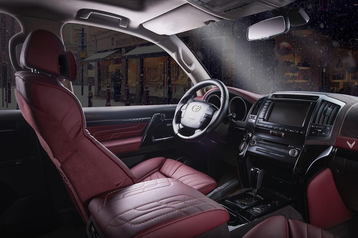 Vilner Toyota Land Cruiser V8