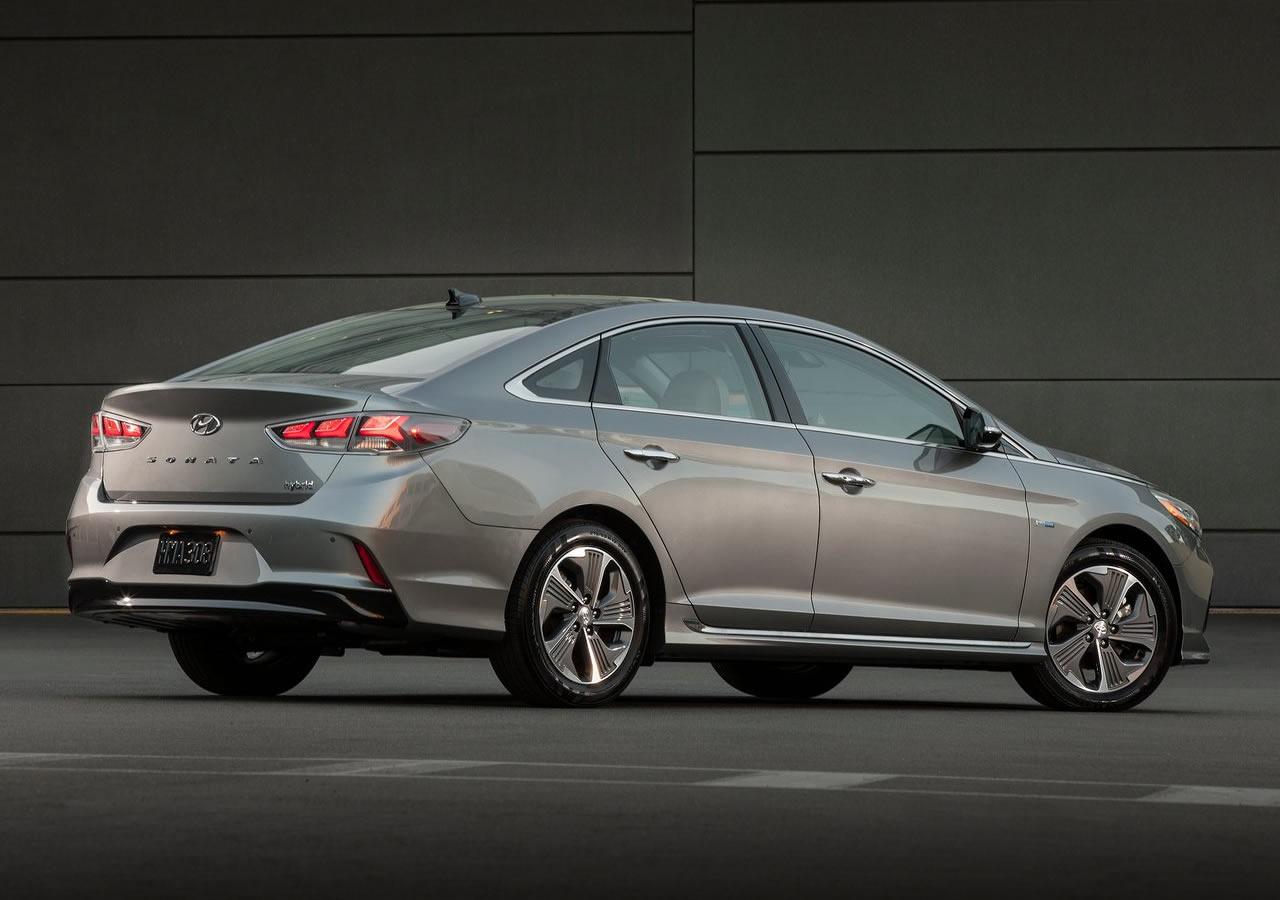 2018 Yeni Hyundai Sonata Hibrit Teknik Özellikleri