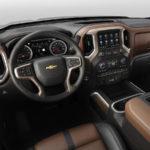 2019 Yeni Kasa Chevrolet Silverado Fotoğrafları