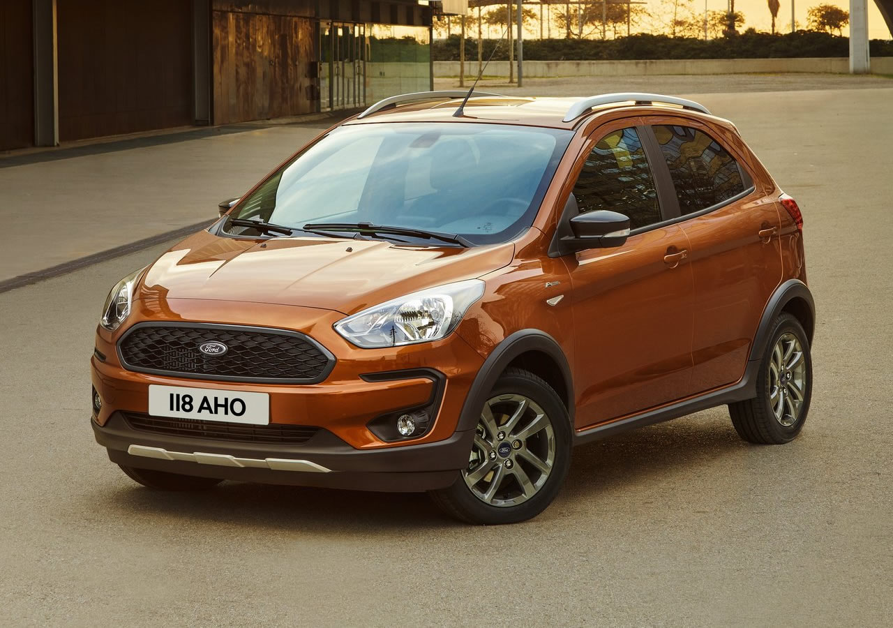 2019 Yeni Ford Ka Plus Active