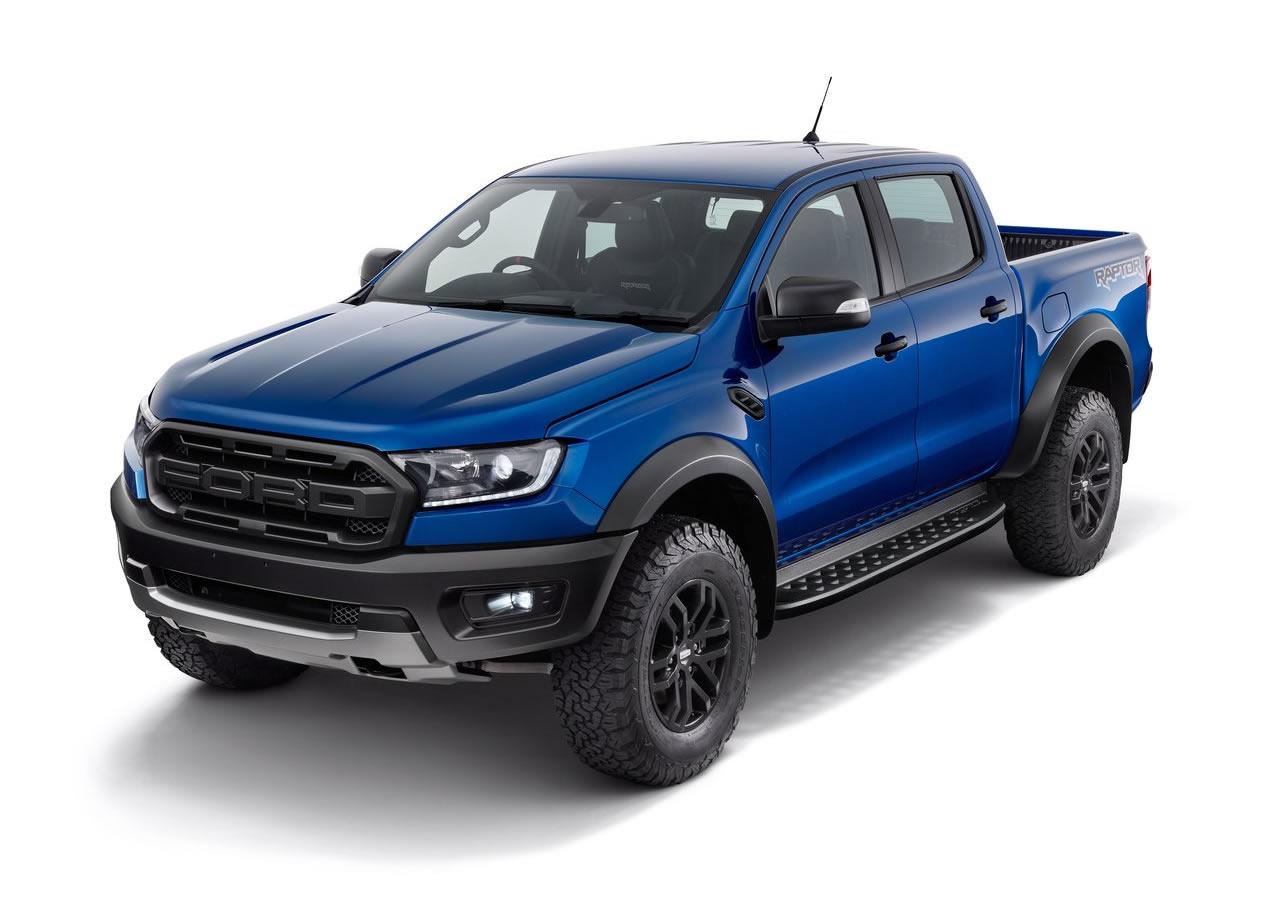 2019 Yeni Ford Ranger Raptor Donanımları