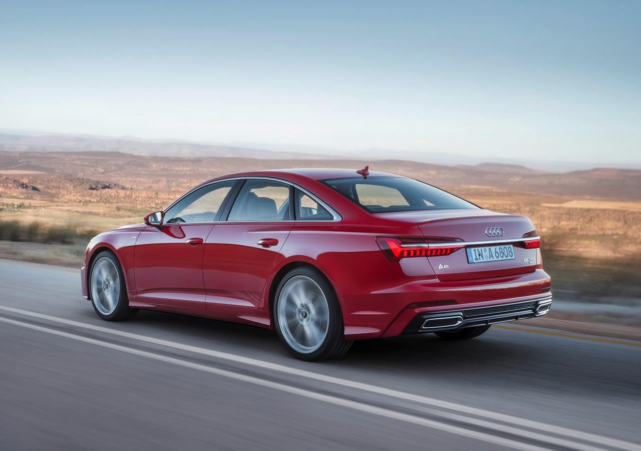 2019 Yeni Kasa Audi A6 Ne Zaman Cikacak Oto Kokpit