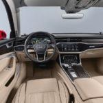 2019 Yeni Kasa Audi A6 Kokpiti