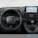 2019 Yeni Kasa Citroen Berlingo İçi