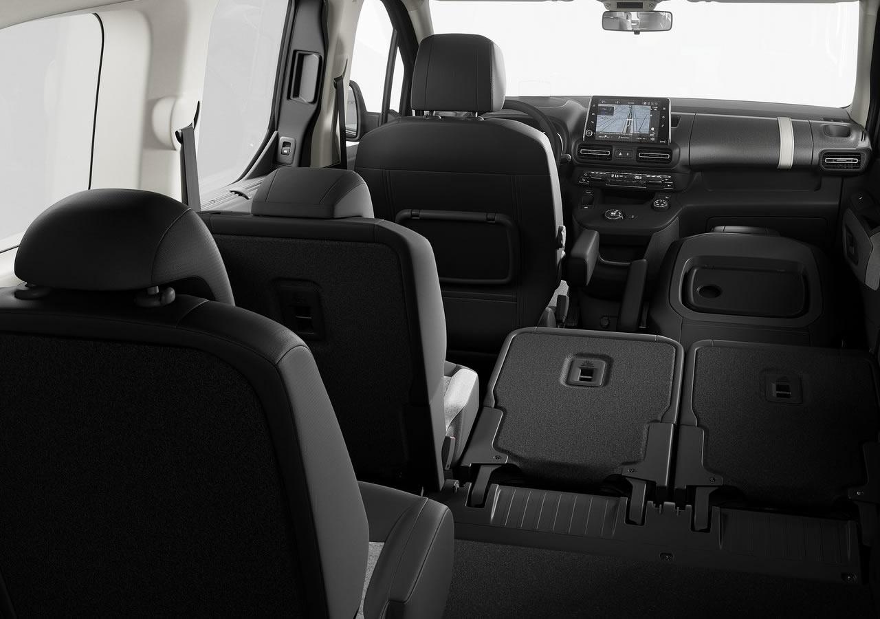 2019 Yeni Kasa Citroen Berlingo Mk3 Ozellikleri Ve