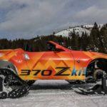 Kar Jet Ski Nissan 370Zki Özellikleri