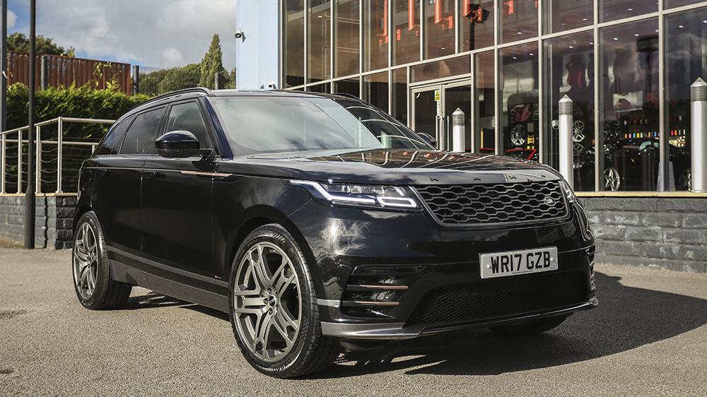 Kahn Design Range Rover Velar