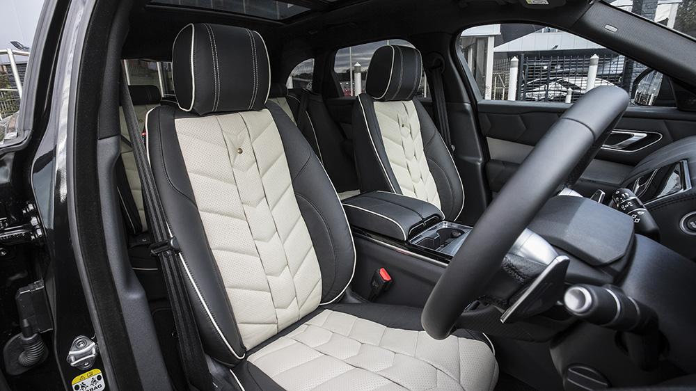 Kahn Range Rover Velar