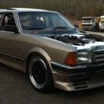2000 Beygirlik Ford Granada