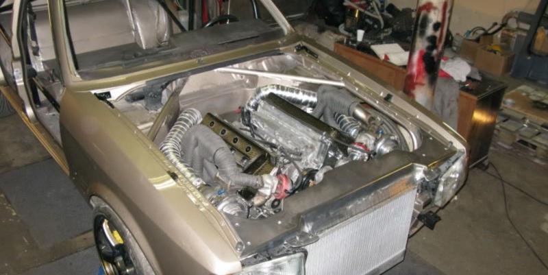 Koenigsegg Ford Granada