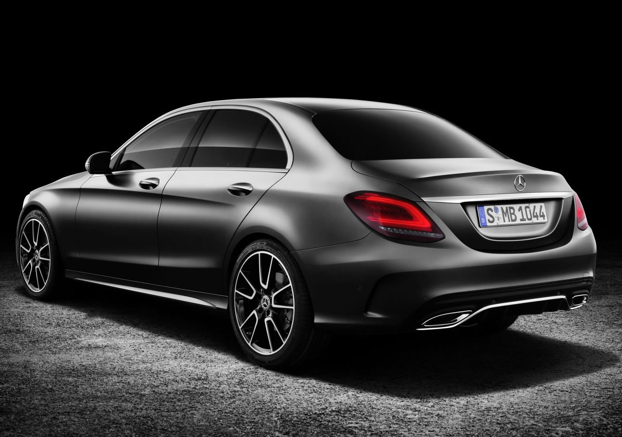 Makyajlı 2019 Yeni Mercedes-Benz C Serisi Donanımları