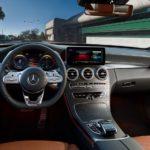 Makyajlı 2019 Yeni Mercedes-Benz C Serisi İçi