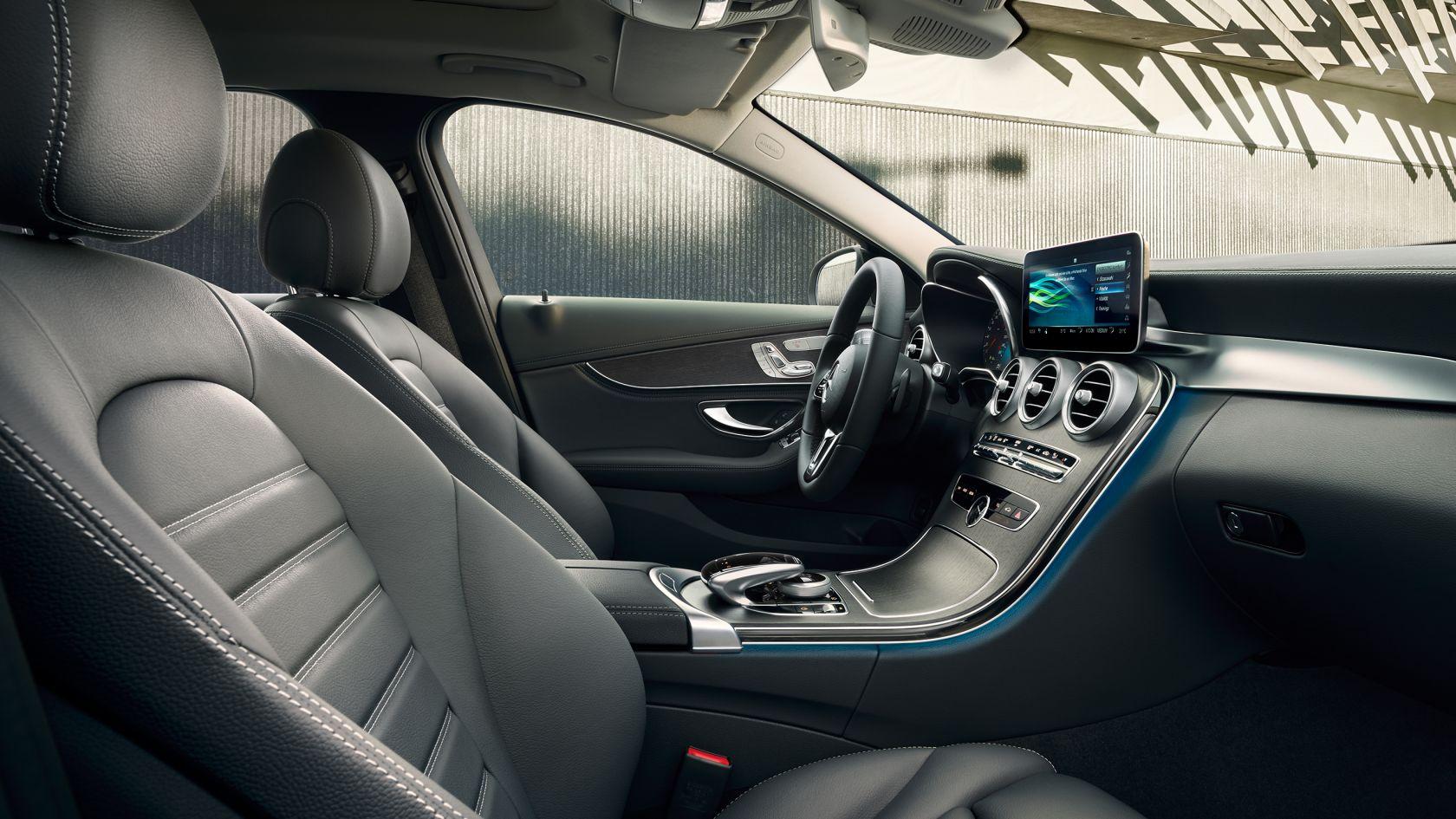 Makyajlı 2019 Yeni Mercedes Benz C Serisi Fotoğrafları