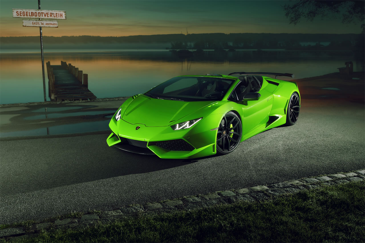 lamborghini huracan spyder n largo. Black Bedroom Furniture Sets. Home Design Ideas