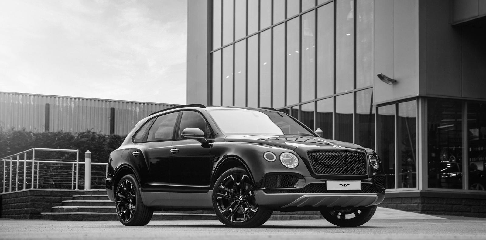 Wheelsandmore Tuning Bentley Bentayga