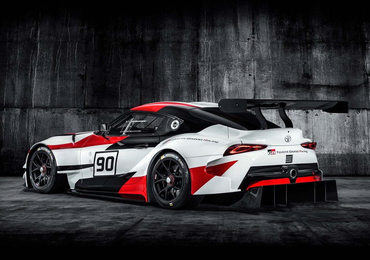 2018 Toyota GR Supra Racing Özellikleri