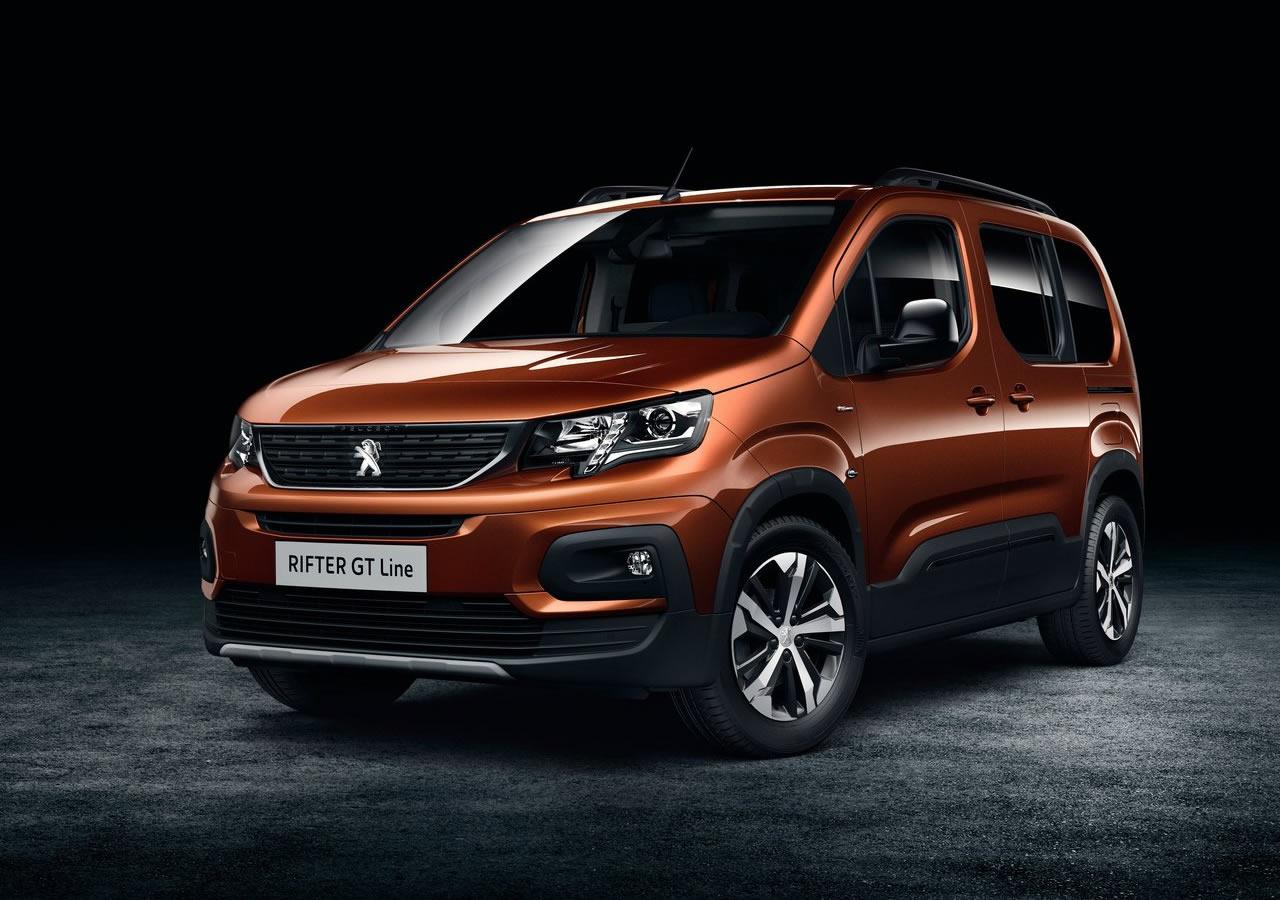 2018 Yeni Peugeot Rifter Özellikleri