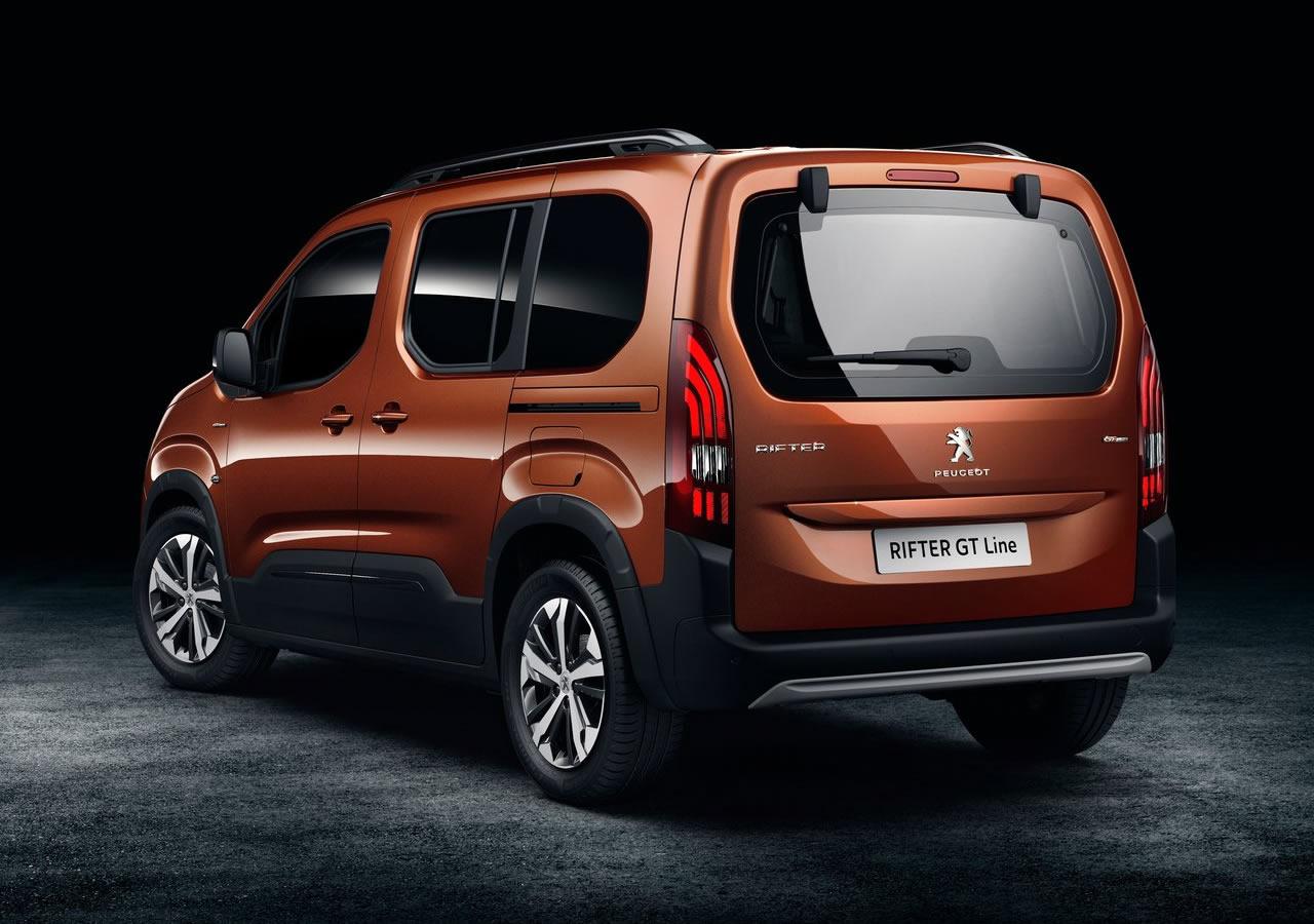 2018 Yeni Peugeot Rifter Donanımları