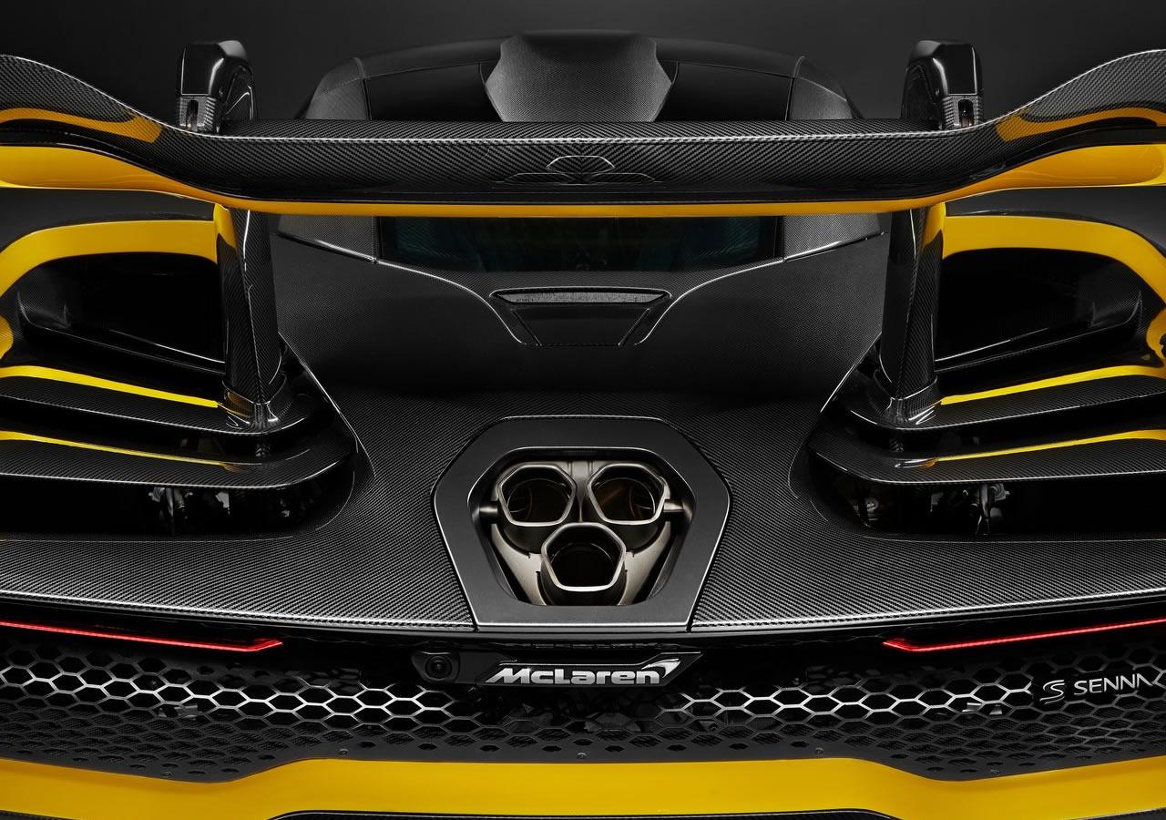 McLaren Senna Carbon Özellikleri