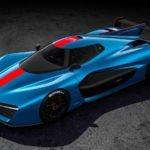 Pininfarina H2 Speed Teknik Özellikleri